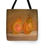 Affinity Pears Tote Bag