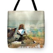 Africa Beyond The Frame Tote Bag