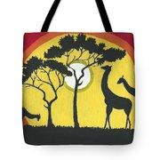 Africa#1 Tote Bag