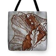 African Angel - Tile Tote Bag