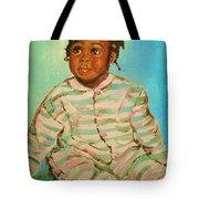 African Cutie Tote Bag