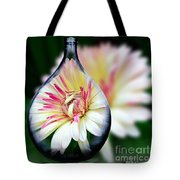 African Daisy Vase Tote Bag