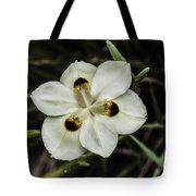 African Iris Tote Bag