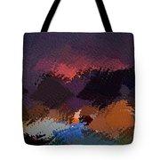 African Landscapes Tote Bag