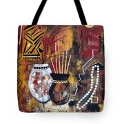 African Perspective Tote Bag