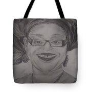 African Pride Tote Bag