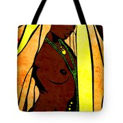 African Queen Tote Bag