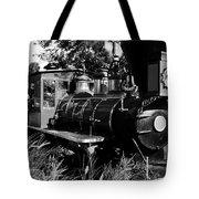 African Rail Tote Bag