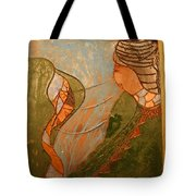 African Respect - Tile Tote Bag