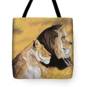 African Royalty Tote Bag