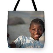 Africa's Children Tote Bag