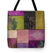 Afrikan Batik II Tote Bag