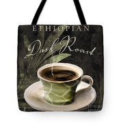 Afrikan Coffees Iv Tote Bag