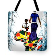 Afrique Walk Tote Bag