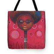 Afro American Women Tote Bag