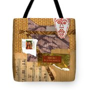Afro Collage Tote Bag