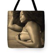 Afro Pic Tote Bag