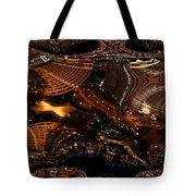 After A Night In Vegas Tote Bag