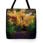 After Fall II Tote Bag