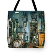 After Hours Antiques Tote Bag