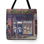 After Practice Tote Bag