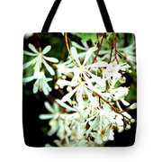 After The Battle Comes The Beauty Of Floral Blessings Tote Bag
