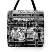 After The Catch  Tote Bag