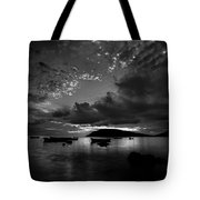After The Day The Night Shall Come Tote Bag