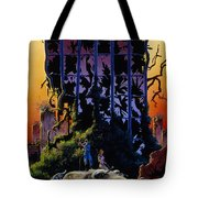 After The Flames Tote Bag