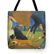 After The Fox Tote Bag