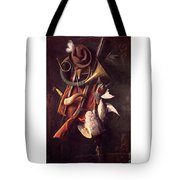 After The Hunt Tote Bag