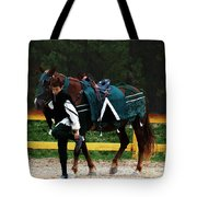 After The Joust Tote Bag