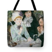 After The Luncheon Tote Bag