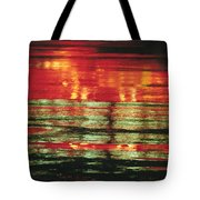 After The Rain Abstract 1 Tote Bag