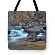 After The Rains On Pickle Creek 1 Tote Bag