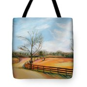 After The Ride Tote Bag