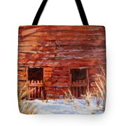 After The Snow II Tote Bag