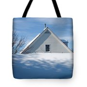 After The Snowfall Tote Bag
