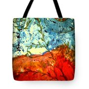 After The Storm The Dust Settles Tote Bag