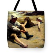 After The Swim Tote Bag