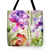 Afterglow I Tote Bag