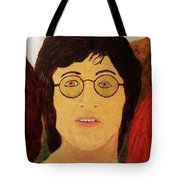 Afterlife Concerto John Lennon Tote Bag