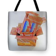 Aftermath Tote Bag