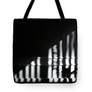 Afternoon Bars Tote Bag