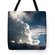 Afternoon Clouds Tote Bag
