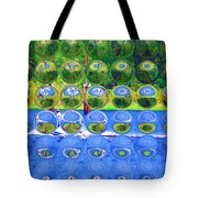 Afternoon Cruise Tote Bag