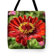 Afternoon Dance Tote Bag by Valeria Donaldson