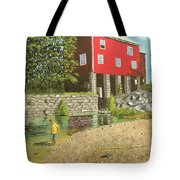 Afternoon Delight Tote Bag