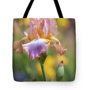 Afternoon Delight. The Beauty Of Irises Tote Bag