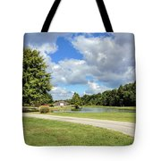 Afternoon In Tennessee Tote Bag